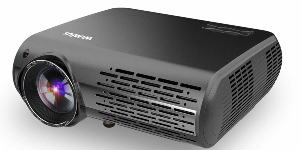 WiMiUS 1080P Video Projector